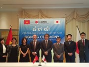Japan provides aid to Vietnam's grassroots projects