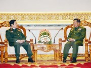 Vietnam, Myanmar continues fostering defence cooperation