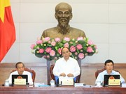 PM: Credit should be given to priority areas