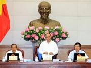 PM urges acceleration of capital disbursement