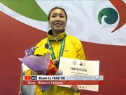 Vietnamese second best in wushu world