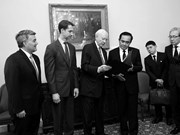 US Senate honours late Thai King Bhumibol Adulyadej
