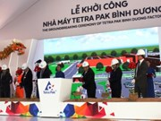 Tetra Pak builds packaging factory in Binh Duong