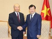 Vietnam makes good use of Japan's ODA: FEC deputy chief
