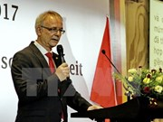 Germany's 27th National Day marked in Ho Chi Minh City