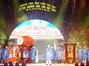 Nghinh Ong Festival opens in HCM City