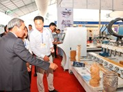 HCM City set for biennial international woodwork fair