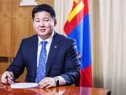 Congratulations to newly-elected Mongolian PM