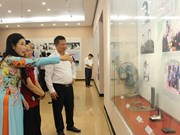 Exhibition spotlights Vietnam's reform process