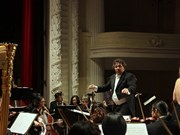 "French conductor to lead ""Night of Serenade Music"" concert"