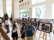 Photos of Cuban revolutionary leader go on display