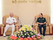 Potential for Vietnam-US defence cooperation: US Admiral