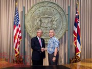 Vietnamese Ambassador to US active in Hawaii