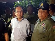 Cambodian interior ministry sues opposition CNRP