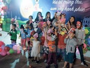 Movitel holds full moon event for children in Mozambique 