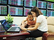 VN Index makes slender rebound