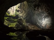 New route approved in Son Doong Cave