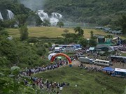 Ban Gioc Waterfall Festival opens in Cao Bang