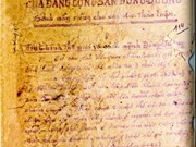 First print of Revolutionary Path to go on display
