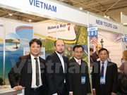 Vietnam represented at int'l travel market in Ukraine