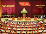 Party Central Committee wraps up sixth session
