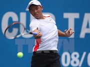 Vietnamese tennis star through to next round in Thailand