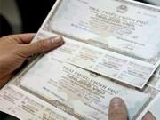 Treasury mobilises 2.1 trillion VND via Gov't bonds