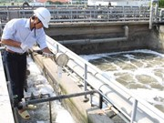 WB delegation discusses wastewater treatment project in Binh Duong