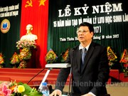 Nearly 1,100 Lao students trained in Thua Thien-Hue