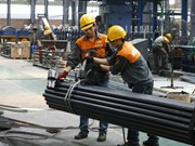 Steel sector grows 24 percent in nine months