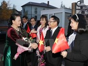 Top legislator lauds solidarity of Vietnamese expats in Kazakhstan