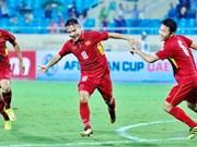 Men's football team up nine steps in FIFA world rankings