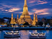 Thailand enjoys strong growth in number of tourists