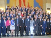 Vietnam attends 12th ASEM customs director general meeting