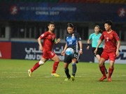 Japan thrash Vietnam 8-0 in AFC U19 event