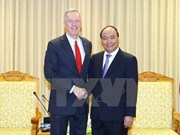 PM congratulates US ambassador on successful term in Vietnam