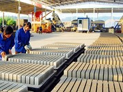 Building material market remains stable