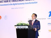 Deputy PM highlights ICT business opportunities