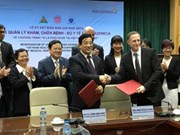 Ministry, AstraZeneca cooperate to improve lung health in Vietnam