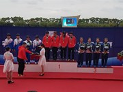 Vietnam win Asian canoe bronze medals