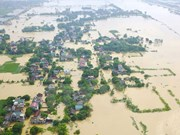 Laos, El Salvador extend sympathies to Vietnam over flood-caused losse