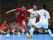 Vietnam targets final berth at AFF Futsal Championship