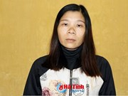 Woman arrested for alleged subversion activities
