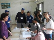 Cambodian Senate passes amendments to four election laws