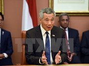 Singaporean Prime Minister visits US
