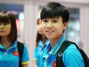 Midfielder Tuyet Dung in BBC's 100 Women 2017 list