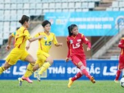 HCM City women's football team lose to RoK