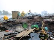 Phu Quoc Island drowning in rubbish