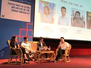 YouthSpeak Forum 2017 discusses sustainable employment goal