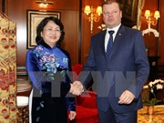 Lithuanian PM expresses wish to enhance ties with Vietnam